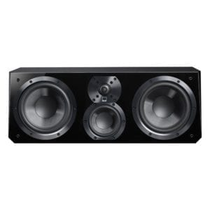 "Ultra Dual 6-1/2"" Passive 3-Way Center-Channel Speaker"
