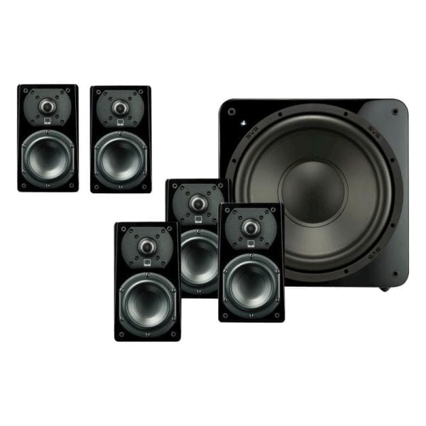 Prime Satellite 5.1-Ch. Home Theater System