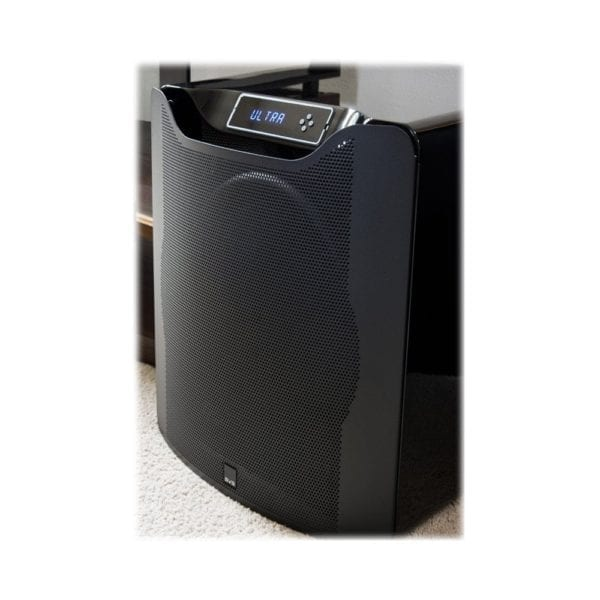 """16"""" 1500W Powered Subwoofer Gloss piano black"""