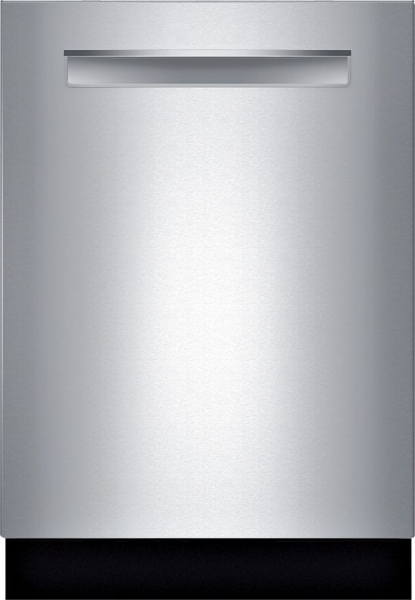"""800 Series 24"""" Pocket Handle Dishwasher with Stainless Steel Tub Stainless steel"""