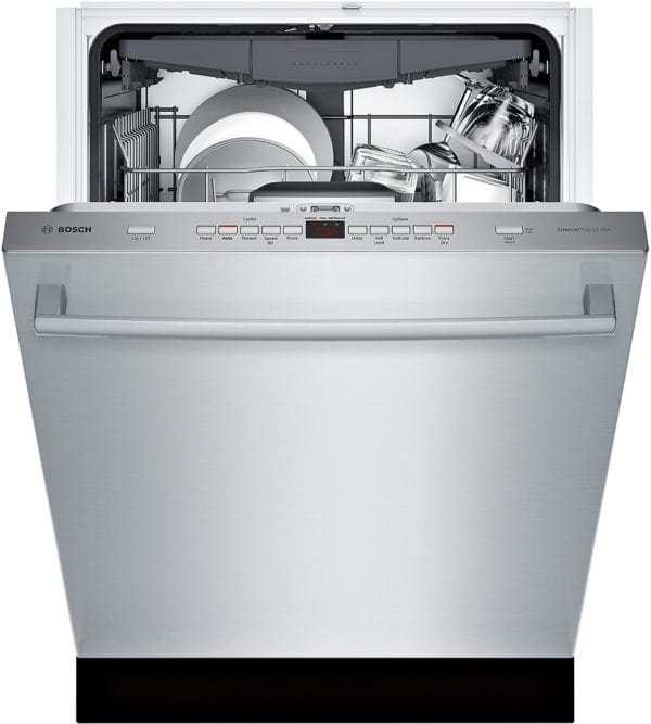 """500 Series 24"""" Bar Handle Dishwasher with Stainless Steel Tub Stainless steel"""