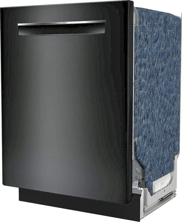 """800 Series 24"""" Pocket Handle Dishwasher with Stainless Steel Tub"""