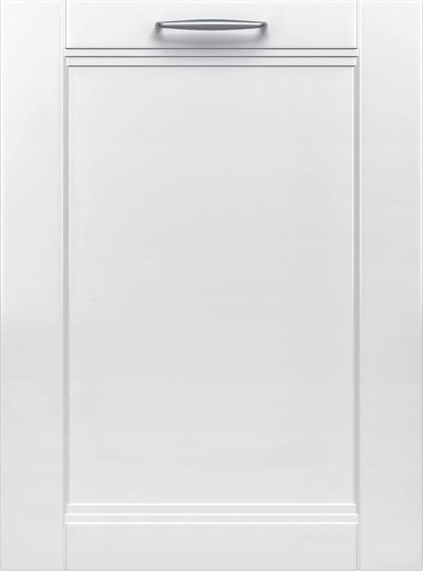 "800 Series 24"" Custom Panel Dishwasher with Stainless Steel Tub Custom Panel Ready"