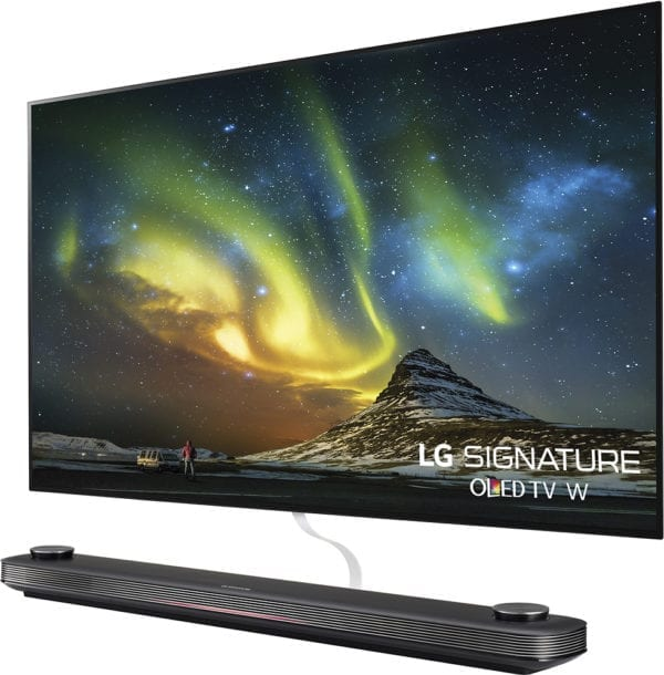 """65"""" Class OLED W7 Series 2160p Smart 4K UHD TV with HDR"""