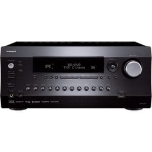 7.2-Ch. Hi-Res Network-Ready 4K Ultra HD and 3D Pass-Through A/V Home Theater Receiver