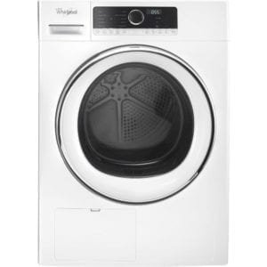 4.3 Cu. Ft. 10-Cycle Compact Electric Dryer with Steam