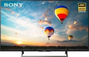 "55"" Class LED X800E Series 2160p Smart 4K UHD TV with HDR"