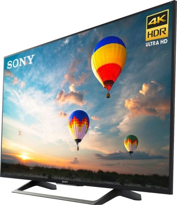 """55"""" Class LED X800E Series 2160p Smart 4K UHD TV with HDR"""