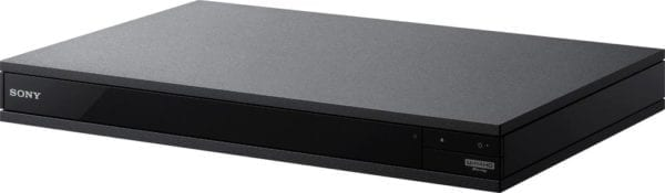 UBP-X800 Streaming 4K Ultra HD 3D Hi-Res Audio Wi-Fi Built-In Blu-ray Player