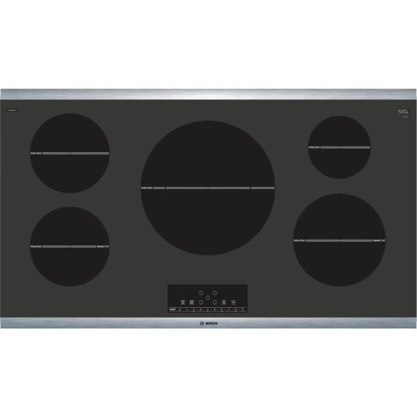 """800 Series 36"""" Electric Induction Cooktop"""