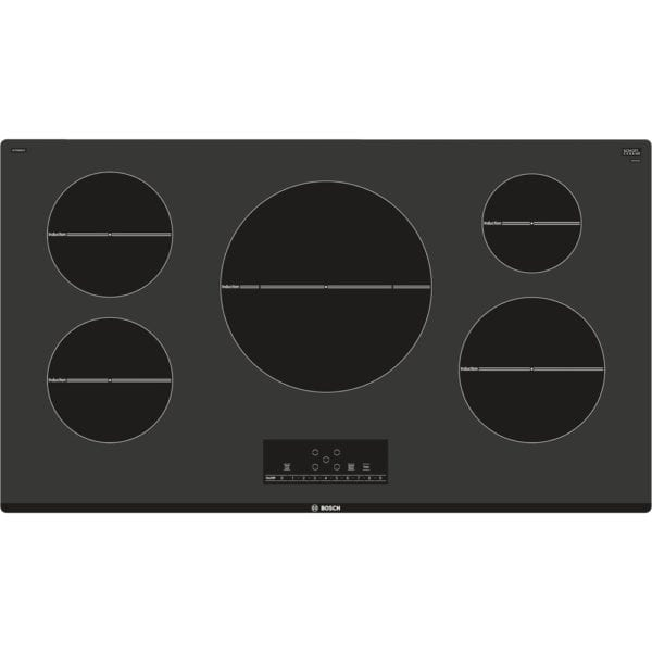 """500 Series 36"""" Electric Induction Cooktop"""