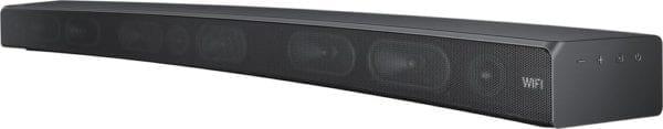 3-Channel Hi-Res Curved Soundbar with Built-in Subwoofer