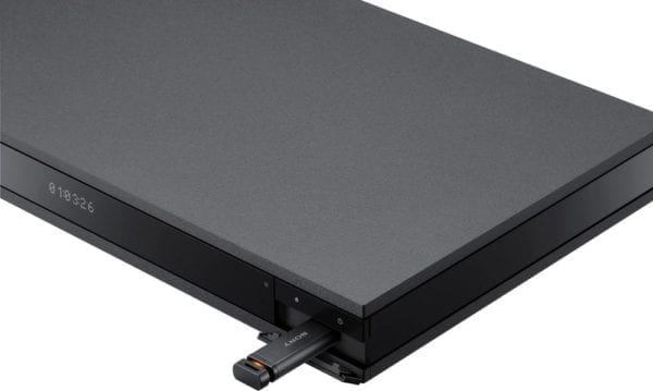 UBP-X1000ES Streaming 4K Ultra HD 3D Wi-Fi Built-In Blu-Ray Player