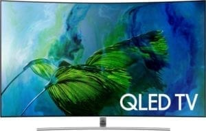 "55"" Class LED Curved Q8C Series 2160p Smart 4K UHD TV with HDR"