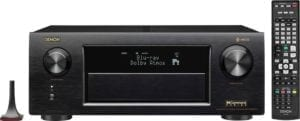 AVR 11.2-Ch. Hi-Res With HEOS 4K Ultra HD A/V Home Theater Receiver