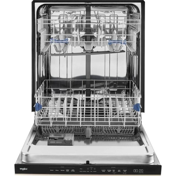 "24"" Top Control Built-In Dishwasher with Stainless Steel Tub"