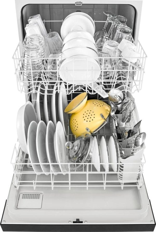 """24"""" Built-In Dishwasher Stainless steel"""