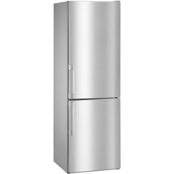 11.3 Cu. Ft. Bottom-Freezer Counter-Depth Refrigerator Stainless steel