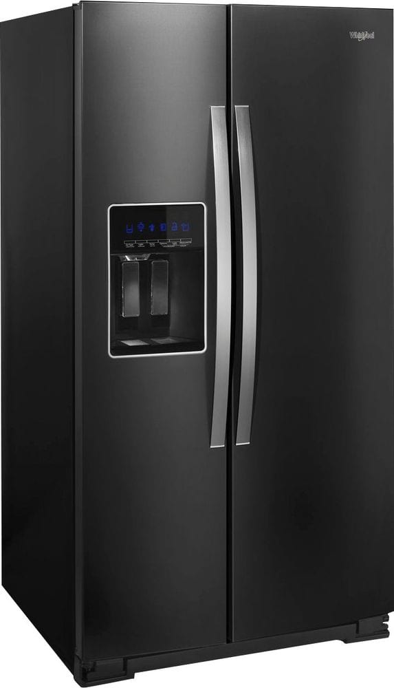 28 4 Cu Ft Side By Side Refrigerator With Water And Ice