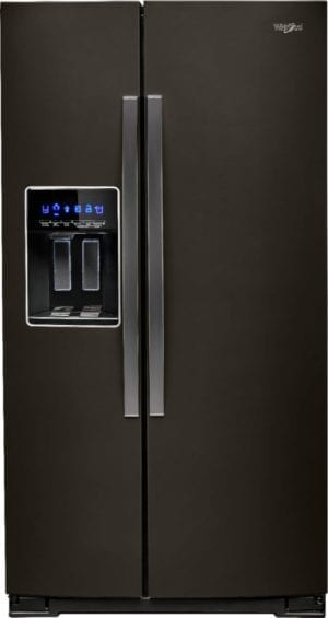 28.4 Cu. Ft. Side-by-Side Refrigerator with Water and Ice Dispenser
