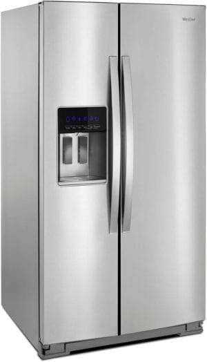 28.4 Cu. Ft. Refrigerator Stainless steel