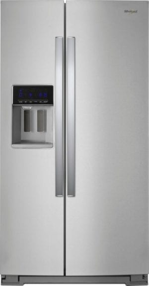 28.4 Cu. Ft. Refrigerator Stainless steel