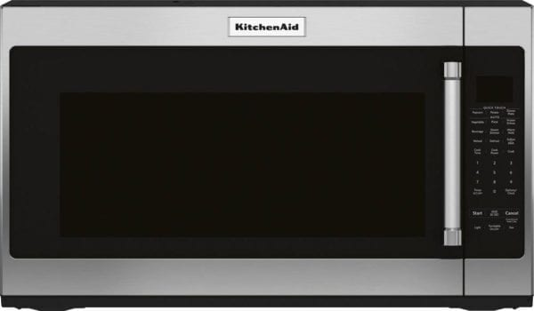 2.0 Cu. Ft. Over-the-Range Microwave with Sensor Cooking Stainless steel