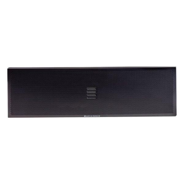 "Motion 3-1/2"" 65-Watt Passive 2-Way Center-Channel Speaker Gloss black"