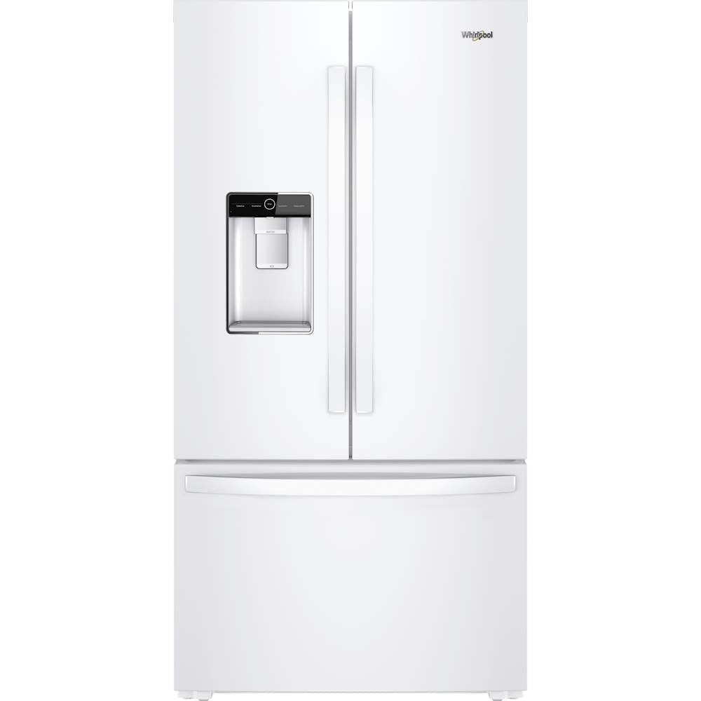 23.8 Cu. Ft. French Door Counter-Depth Refrigerator