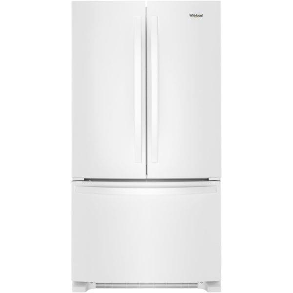 25.2 Cu. Ft. French Door Refrigerator with Internal Water Dispenser