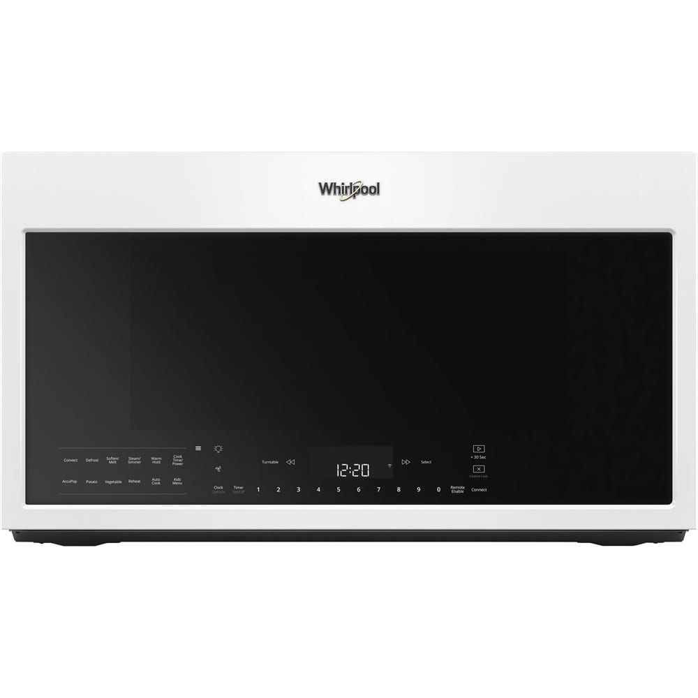 1.9 Cu. Ft. Convection Over-the-Range Microwave with Sensor Cooking