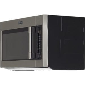 1.7 Cu. Ft. Over-the-Range Microwave Stainless steel