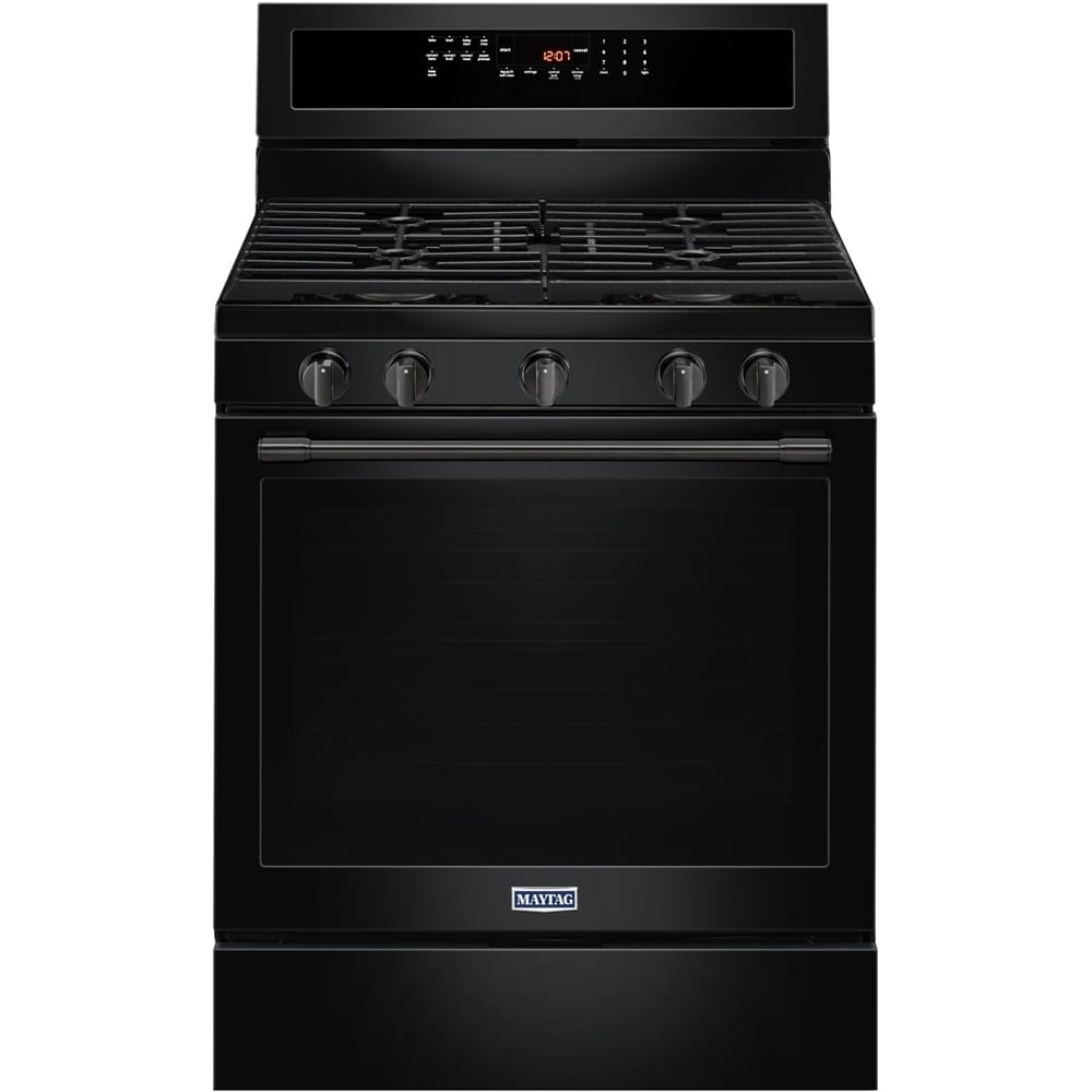 5 8 Cu  Ft  Self-Cleaning Freestanding Gas Convection Range