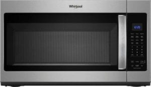 1.9 Cu. Ft. Over-the-Range Microwave with Sensor Cooking Fingerprint Resistant Stainless Steel