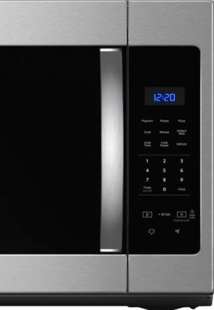 1.7 Cu. Ft. Over-the-Range Microwave Fingerprint Resistant Stainless Steel