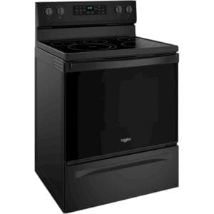 5.3 Cu. Ft. Self-Cleaning Freestanding Electric Convection Range