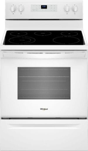 5.3 Cu. Ft. Freestanding Electric Range