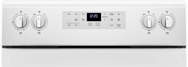 5.3 Cu. Ft. Self-Cleaning Freestanding Electric Range