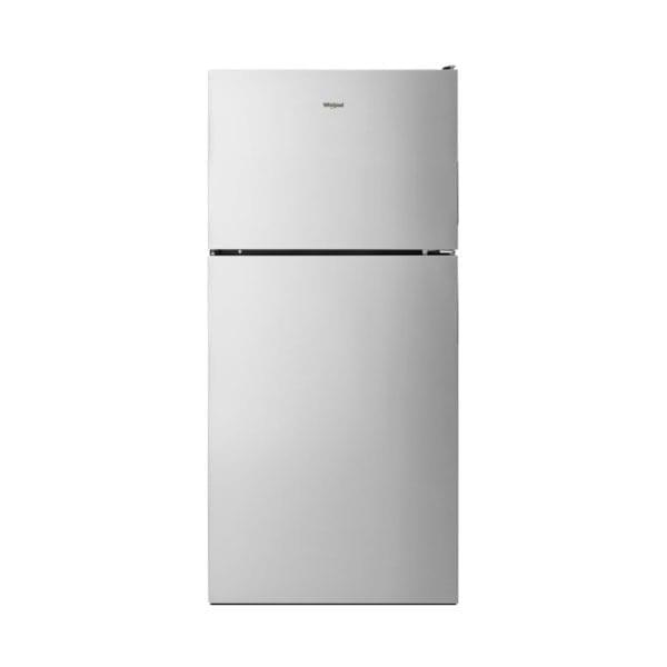 18.2 Cu. Ft. Top-Freezer Refrigerator Fingerprint Resistant Stainless Steel