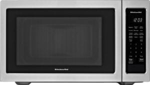 1.6 Cu. Ft. Microwave with Sensor Cooking Stainless steel