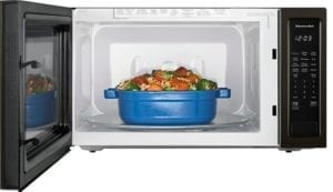 2.2 Cu. Ft. Microwave with Sensor Cooking