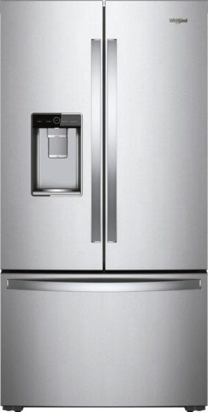 23.8 Cu. Ft. French Door Counter-Depth Refrigerator Finger Print Resistant Stainless Steel