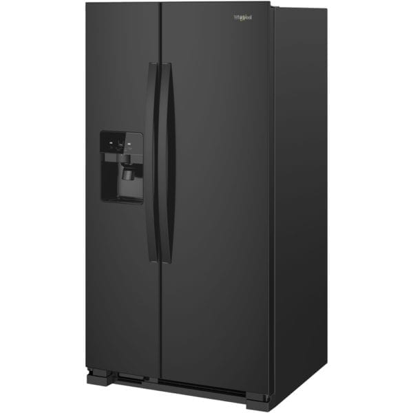 21.4 Cu. Ft. Side-by-Side Refrigerator