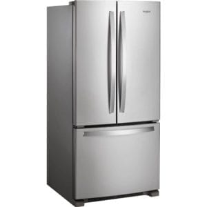 22.1 Cu. Ft. French Door Refrigerator Fingerprint Resistant Stainless Steel