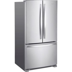 25.2 Cu. Ft. French Door Refrigerator Stainless steel
