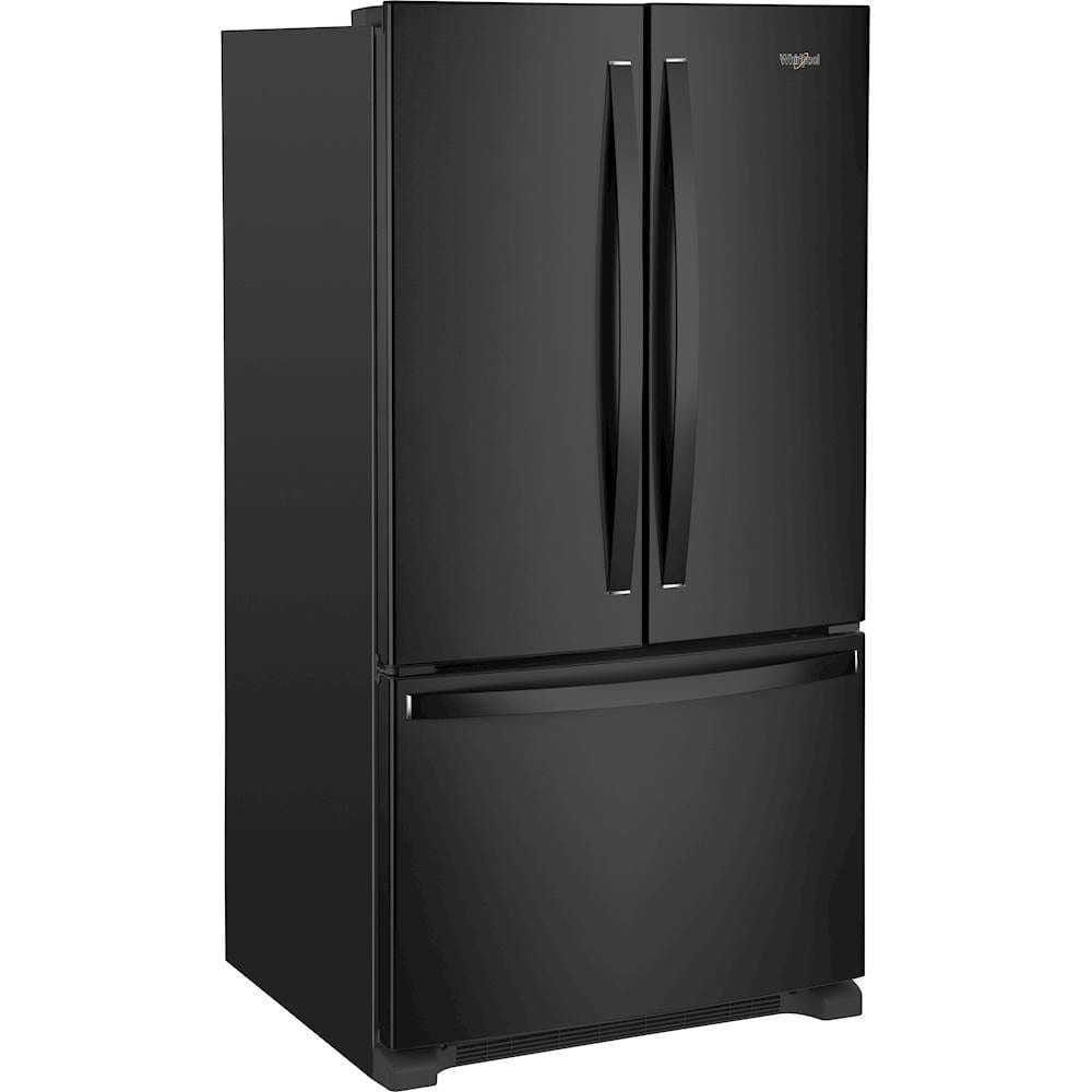 20 Cu Ft French Door Refrigerator: 20 Cu. Ft. French Door Counter-Depth Refrigerator – Starpower
