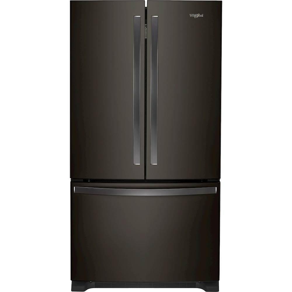 20 Cu Ft French Door Counter Depth Refrigerator Starpower