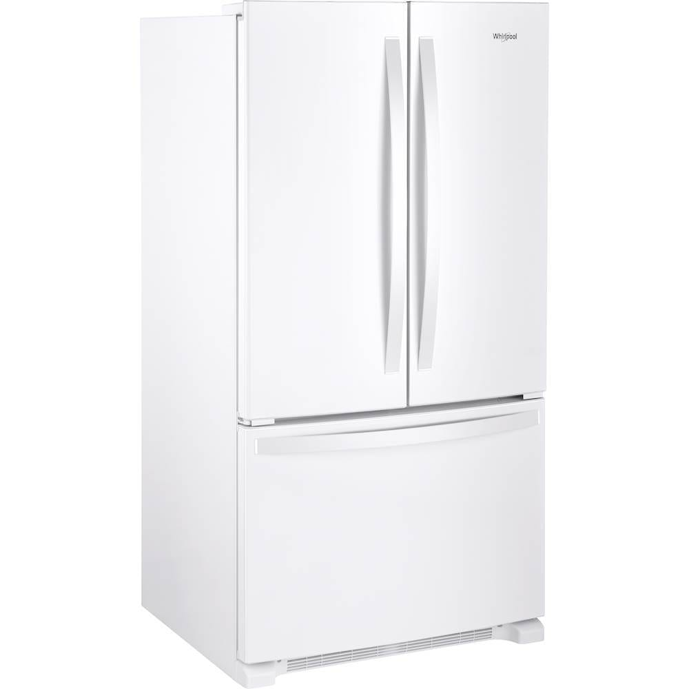 20 Cu Ft French Door Counter Depth Refrigerator Starpower