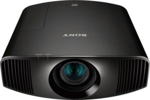 VPL VW285ES 4K SXRD Projector with High Dynamic Range