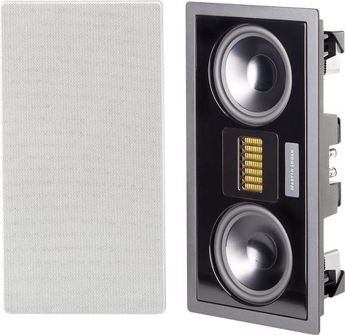 "Axis 5-1/4"" 2-1/2-Way In-Wall Speaker (Each)"